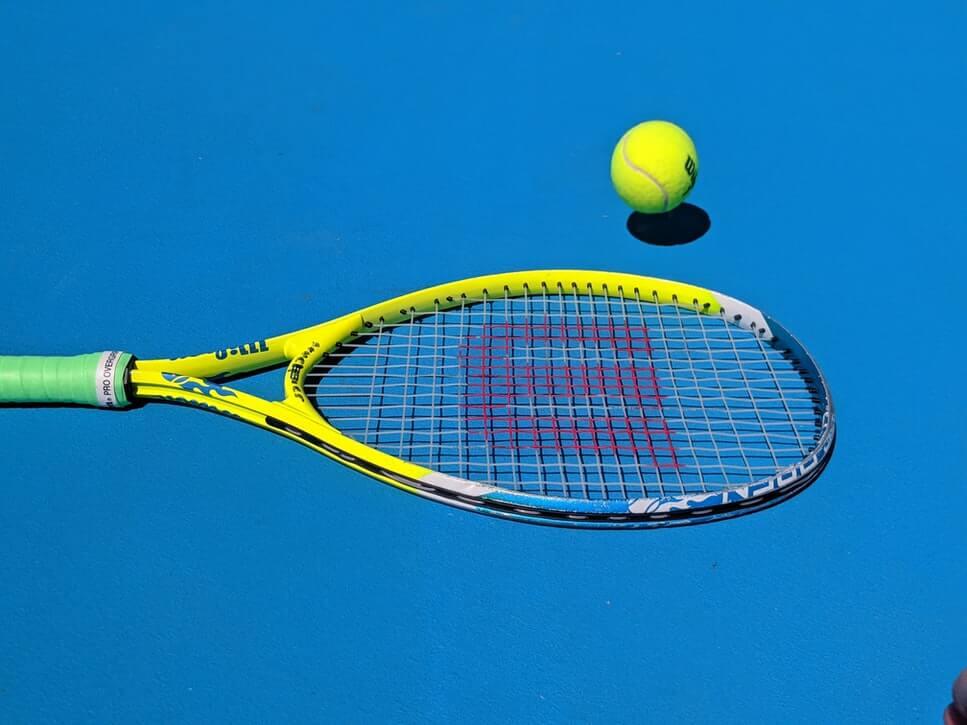 tennisbanorna i Stockholm